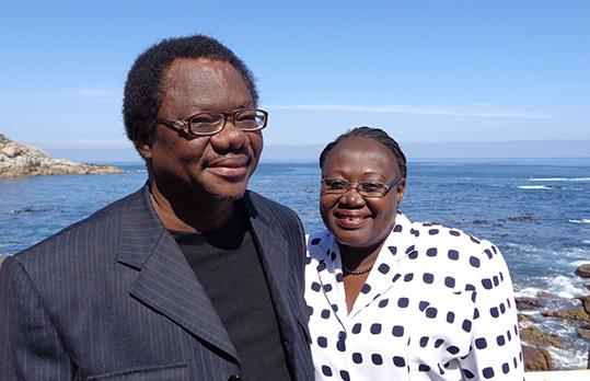 Mr. & Mrs. Babayi