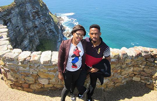 Mr. & Mrs. Kolawole