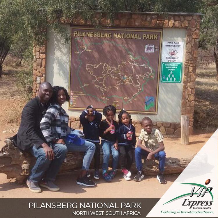 Pilansberg National Park