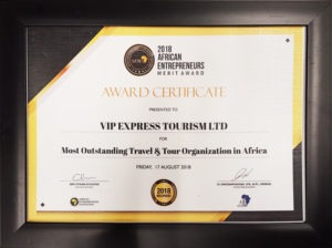 Africa Entrepreneur Merit Awards