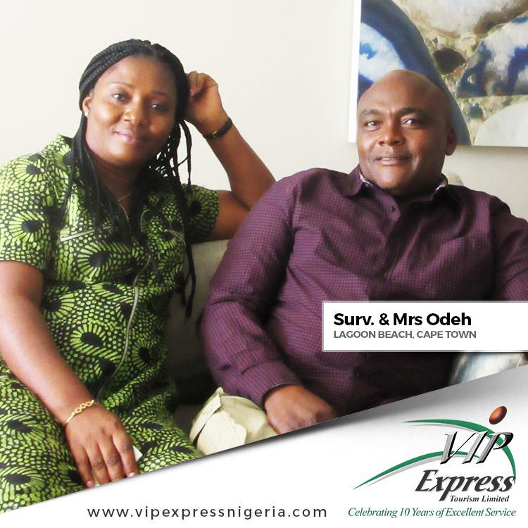 Surv. & Mrs. Odeh