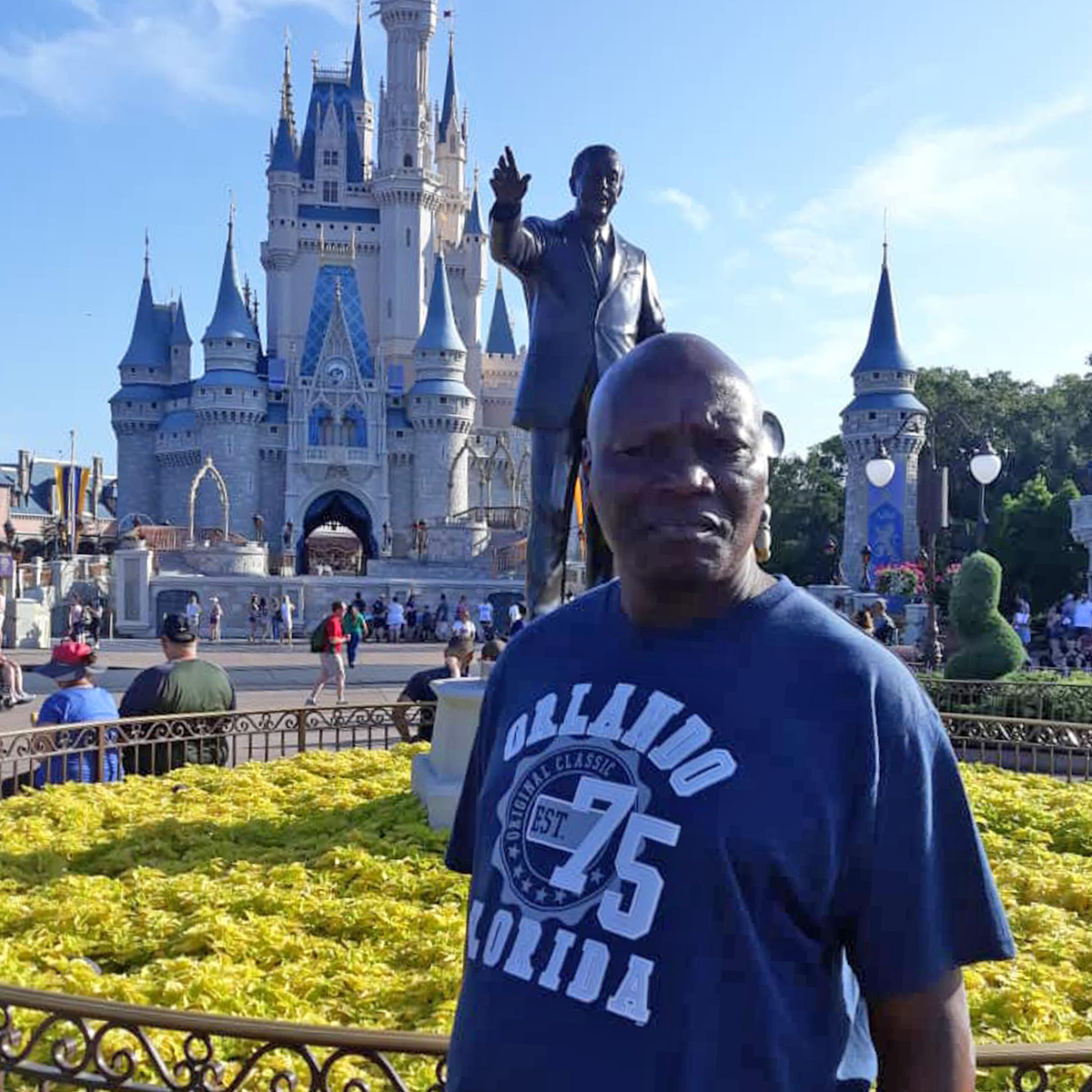 Mr Taiwo in Florida USA.