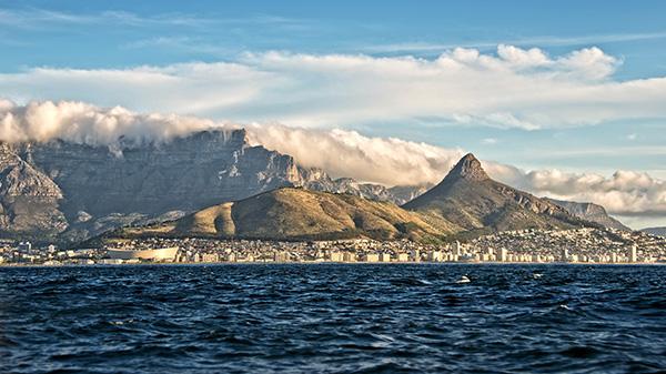 Cape town Tourism lagoon beach