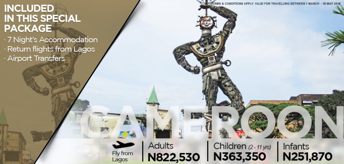 Cameroon Holiday Special