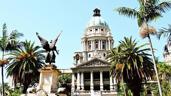 VIP Express - Durban Special - City Hall