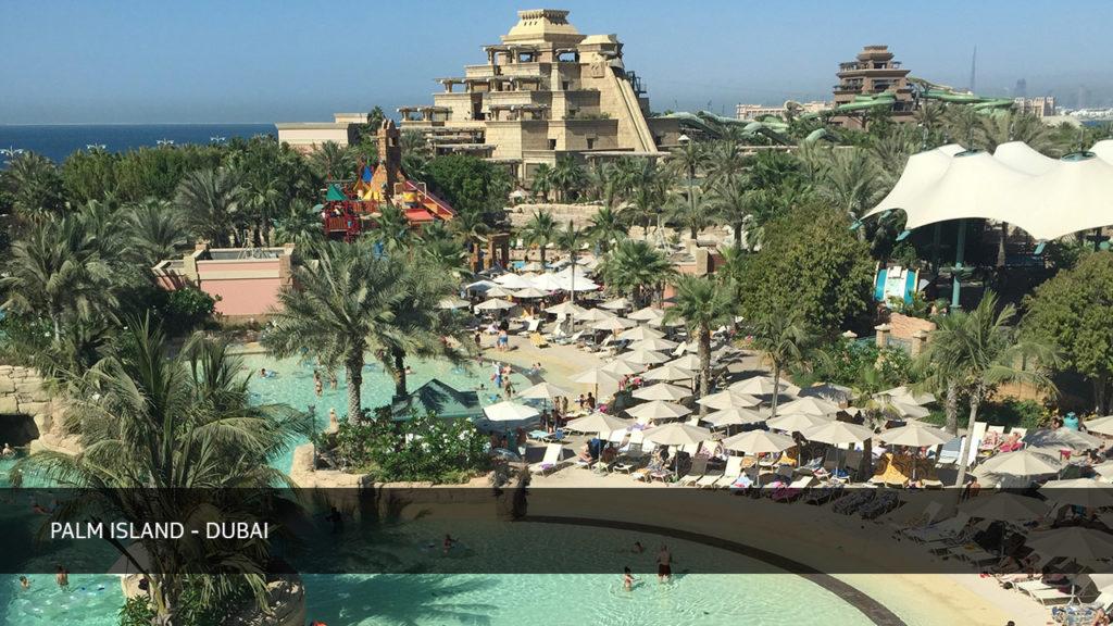 Palm Island - Dubai